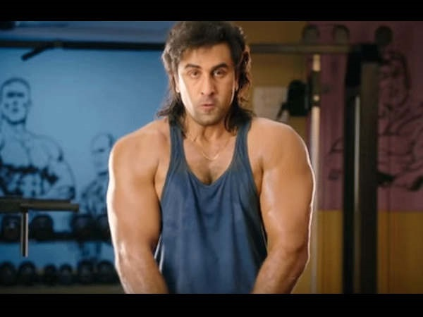 Was Ranbir Kapoor Nervous When It Came To Playing Dutt?