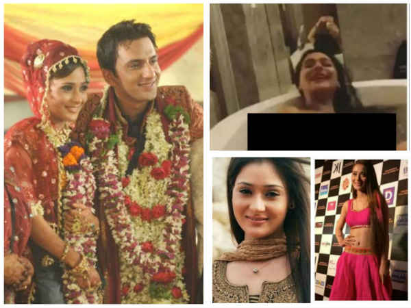 From Marriage To Ali Merchant To Nude Bathtub Video, 7 Times Sara Khan Courted Controversies