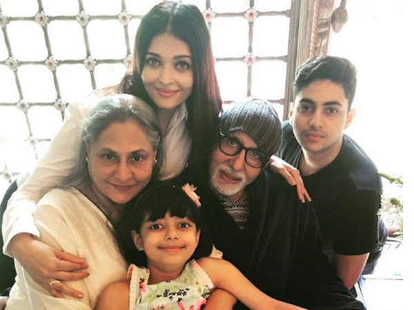 Wedding Anniversary Of Big B & Jaya Bachchan