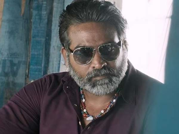 Best Actor Male - Vijay Sethupathi (Vikram Vedha)