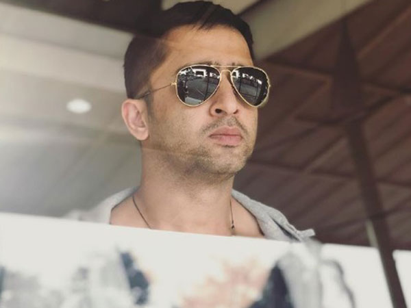 Shaheer Sheikh Spotted With Kangana Ranaut's Mental Hai Kya Team, Is He Doing The Film?