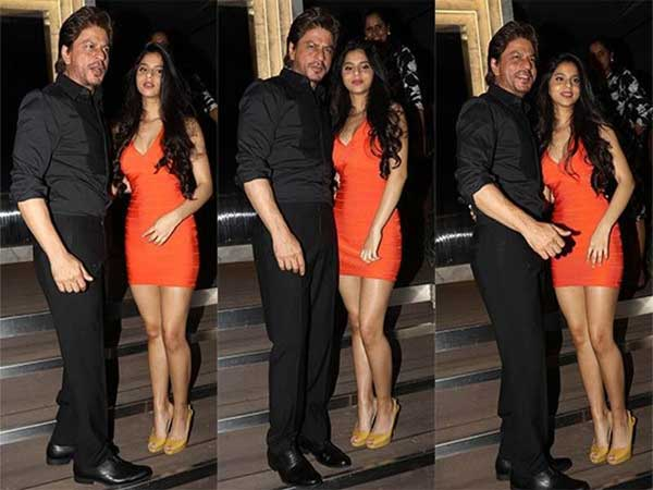 But Hey, Suhana Doesn't Want To Learn Acting From SRK