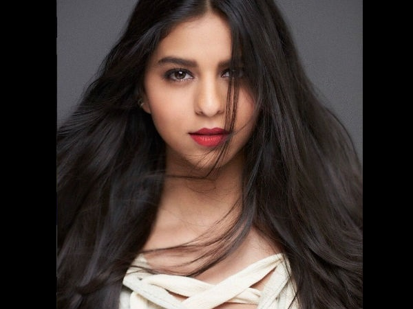 Suhana Is Keen To Make Her Acting Debut