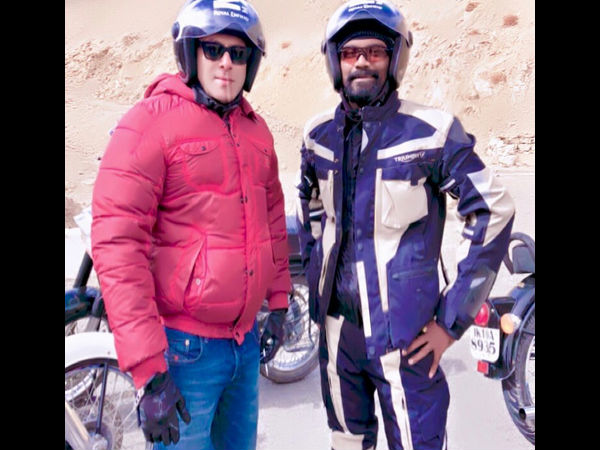 Will Salman Agree To Do Race 4?