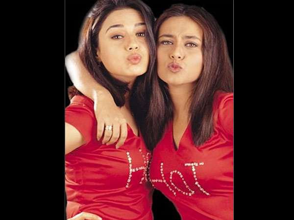 Rani Isn't My Best Friend: Preity