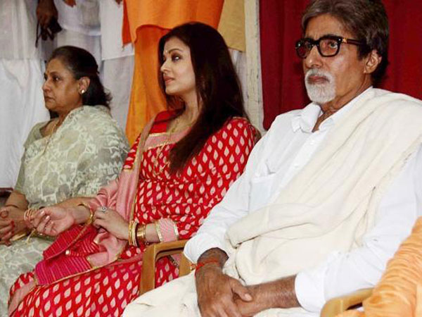 Amitabh's Reaction After Knowing That Media Will Not Follow Aish's Pregnancy
