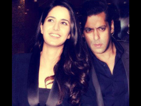 Salman & Katrina Had A Showdown Because Of John?