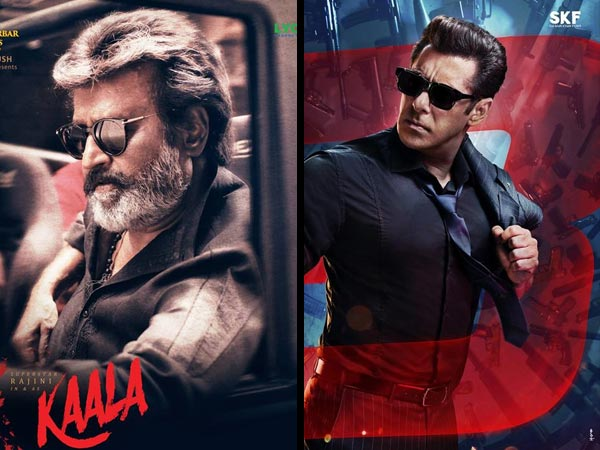 Kaala VS Race 3 Box Office Collections: Which Movie Won The Initial Battle?