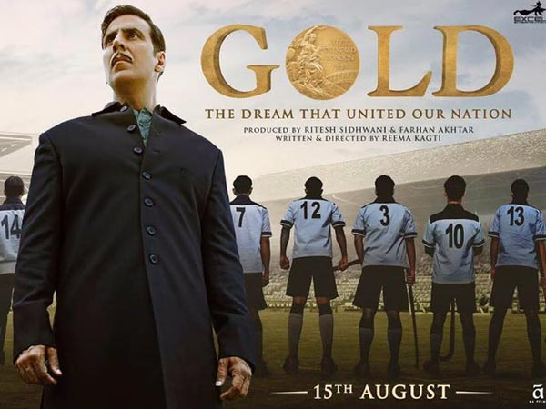Akshay Kumar's Gold's Trailer To Be Attached To Ranbir Kapoor's Sanju