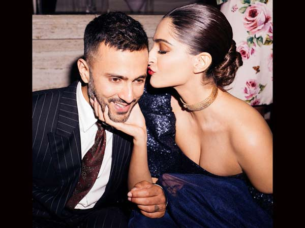 On A related Note, Sonam & Anand Are Busy Making Their #EverydayPhenomenal