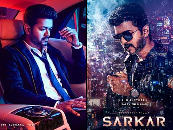 Sarkar: Here's Everything You Need To Know About Vijay And AR Murugadoss' Latest Film