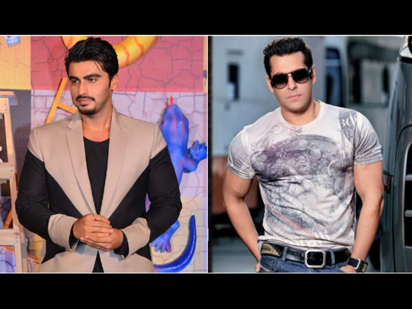 Salman Khan Will Not Forgive Arjun Kapoor; Rejects Boney Kapoor's Film Cos Of Him