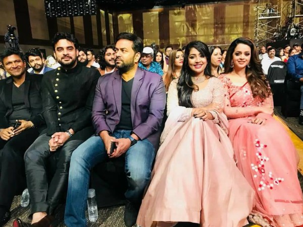 65th Filmfare Awards South 2018 Photos, Mollywood Celebrities At