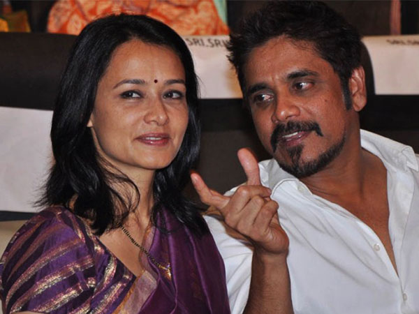 Amala Dismisses Rumours of Nagarjuna's Affair With Her 'Friend'