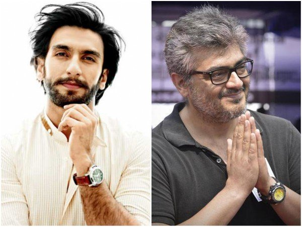 When Ajith Kumar Gave Up His Room For Ranveer Singh!