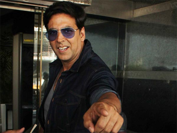 Akshay Is Happy To Take Up Roles Where The Spolight Isn't On Him