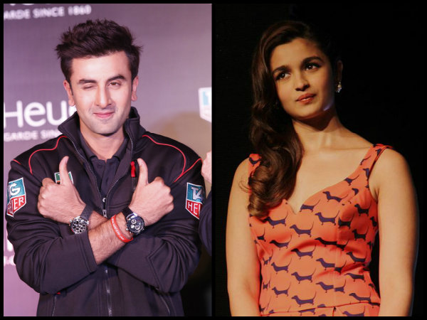 Alia Bhatt MIFFED With Ranbir Kapoor For Going Hullabaloo About Their Affair? Gives A Weird Reply