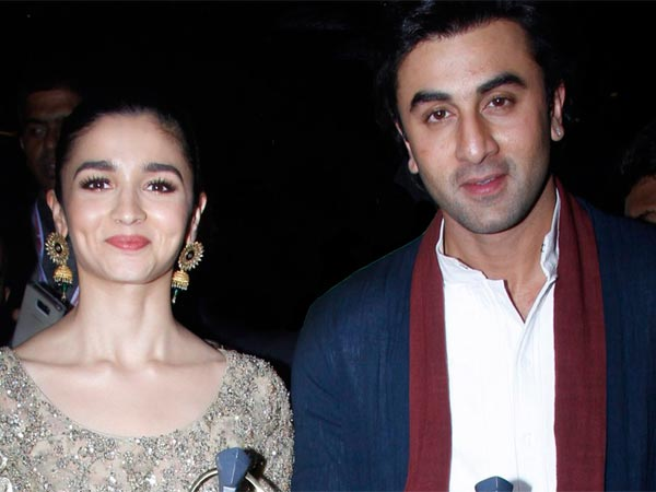 Ranbir Kapoor Deeply In Love With Alia Bhatt; Says When In Love, Even Water Tastes Like Sherbet!