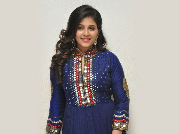 Anjali To Do Yet Another Horror Flick After Balloon