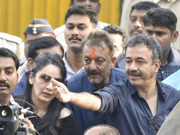 How Hirani Reacted When Maanayata Told Him To Make A Film On Sanjay Dutt?