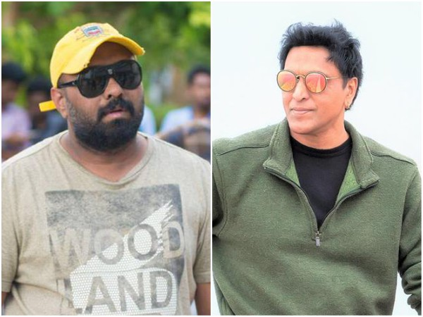 Babu Antony & Omar Lulu For A Mass Action Movie