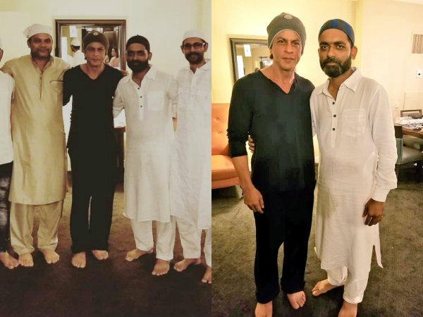 Shahrukh Khan Celebrates Eid In Orlando, View Pictures!