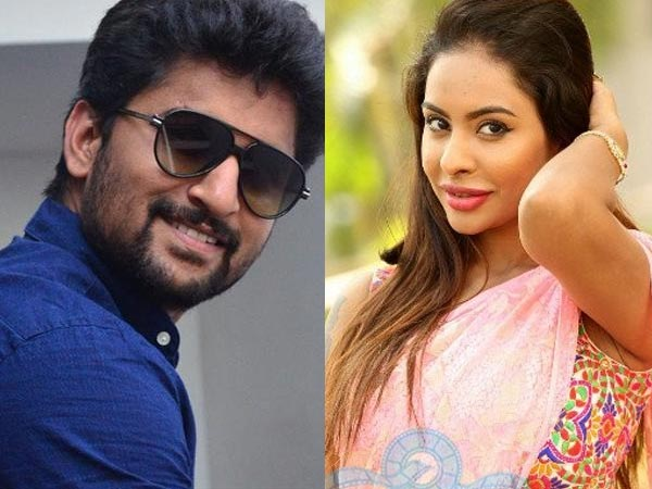The Nani-Sri Reddy Tussle