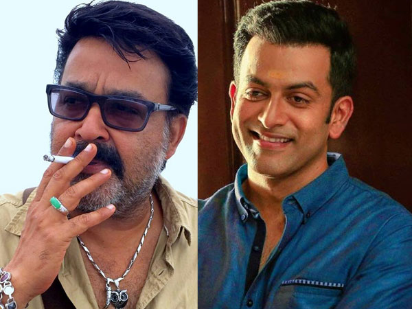 Prithviraj Confirms That Mohanlal's Lucifer Will Begin On This Date!