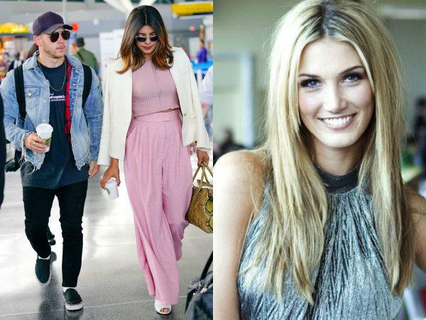 Nick Jonas Ex-girlfriend Devastated; Feels She Can't Compete With Hottie Priyanka Chopra!