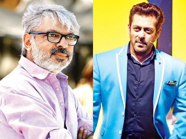 Did Sanjay Leela Bhansali Drop The Idea Of Working With Salman Khan? We're As Confused As You Are!