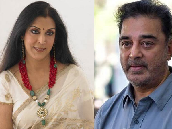 When Vani Ganapathy Lashed Out At Kamal Haasan For Talking About Their Divorce And Alimony