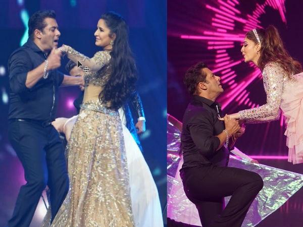 Da-Bangg Reloaded: Salman Khan Romances Katrina Kaif, Goes 'Jumme Ki Raat' With Jacqueline Fernandez