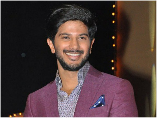 Dulquer Salmaan Makes An Announcement Regarding His Upcoming Movie!
