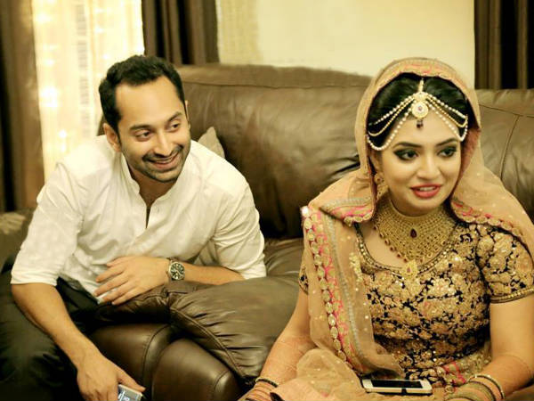 Nazriya Nazim Talks About Her Role In Koode And Fahadh's Support