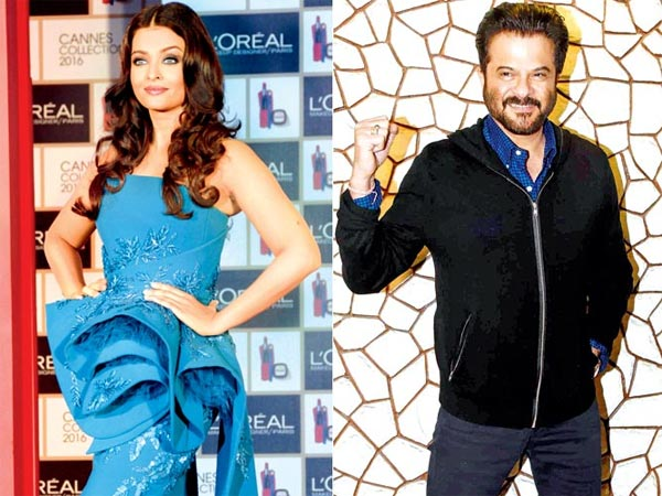 Aishwarya On Anil Kapoor And Fanne Khan