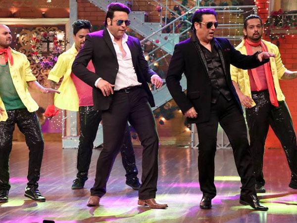 Krushna Abhishek & Govinda At War Again! Krushna Says Govinda's Wife Has Influenced The Family!