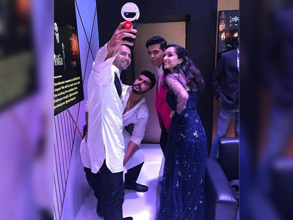 IIFA Rocks 2018 Inside Pics: From Varun Dhawan's Groupfie To Anil Kapoor's Dashing Ramp Walk!