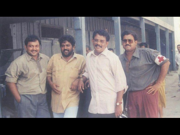 Mohanlal & Prabhu Back Together