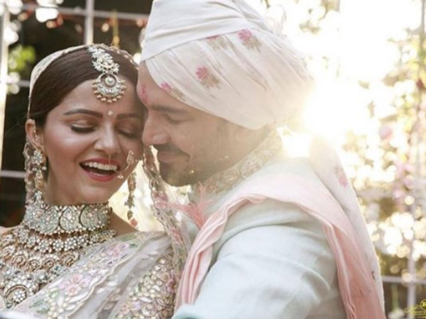 Rubina Dilaik & Abhinav Shukla's Wedding Was A Dreamy Affair And These Pictures Are The Proof!