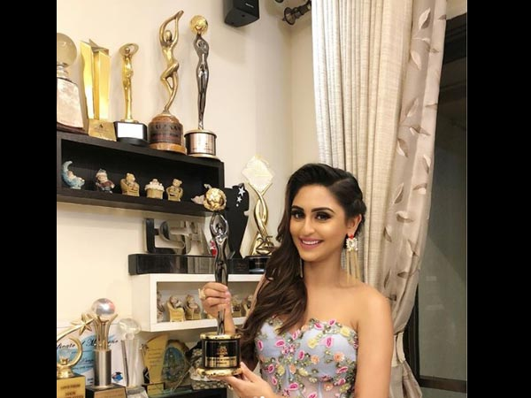 The Actress Thanks Vikas Kalantri & Gold Awards