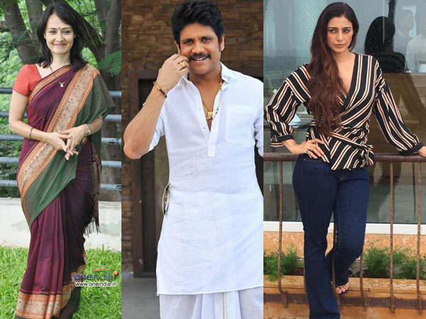 When Amala Akkineni Spoke About Husband Nagarjuna's 'Affair' With Tabu!