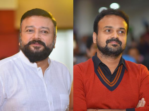 Panchavarna Thatha 75 Days Celebration: Jayaram, Kunchacko Boban & Others Attend The Event [PHOTOS]