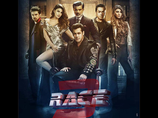 Race 3 Is A Complete Package
