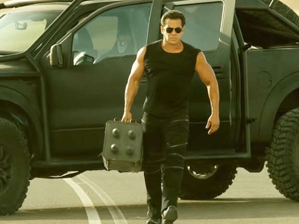 Salman Khan As Sikander