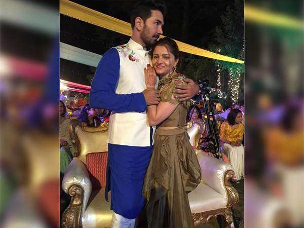 Rubina Dilaik & Abhinav Shukla's Ring Ceremony Picture Screams LOVE