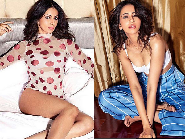 Rakul Preet's Stunning Photos That Prove She Is Elegance Personified!