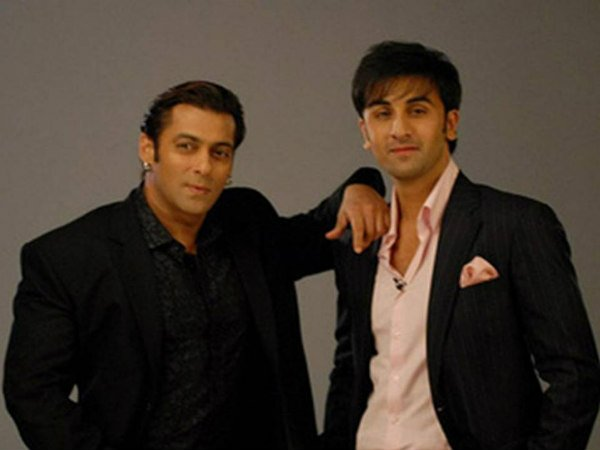 Ranbir Is Giving A Tough Competition To Salman