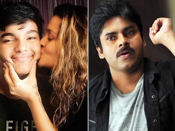 Pawan Kalyan's Ex-Wife Renu Desai Warns Fans Against Calling Son Akira Jr Power Star