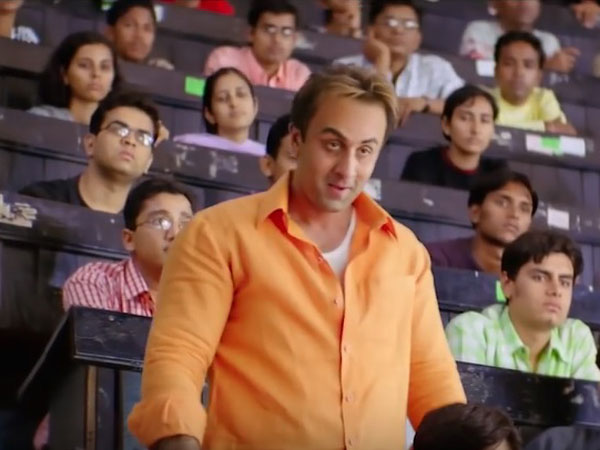 Sanju: Is That Sanjay Dutt? Nope, That's Ranbir Kapoor As Munna Bhai MBBS; Watch Video Here!
