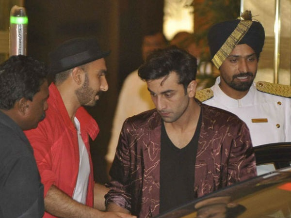 Ranbir Kapoor Feels JEALOUS Of Ranveer Singh's Success? Here's What The Actor Has To Say!